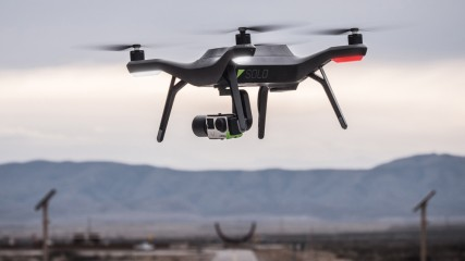 Smart Commercial Drones: Market Shares, Strategies and Global Forecasts